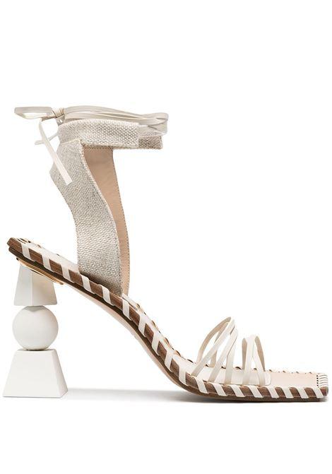 Valérie Hautes sandals JACQUEMUS   203FO27203406120