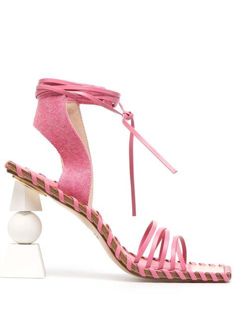 JACQUEMUS JACQUEMUS | Sandals | 203FO27203406400