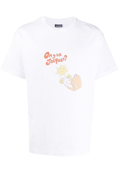 JACQUEMUS JACQUEMUS | T-shirt | 203JS17203218753