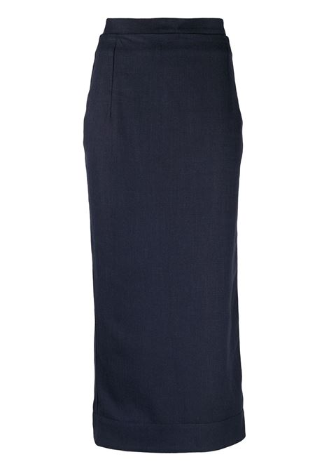 Mid-length pencil skirt JACQUEMUS | Skirts | 203SK01203124380