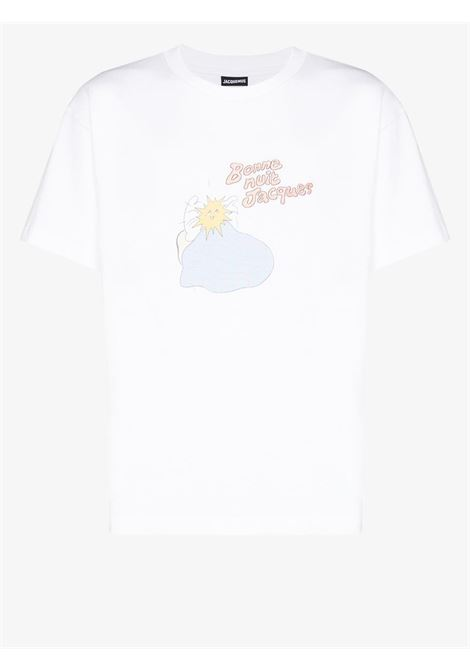 JACQUEMUS JACQUEMUS | T-shirt | 206JS17206218403