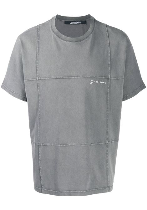 T-shirt a pannelli JACQUEMUS | T-shirt | 206JS1820622497A