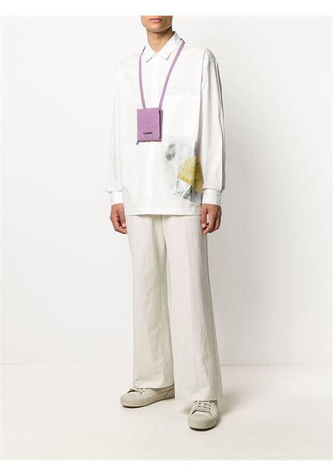 Camicia con stampa Uomo JACQUEMUS | 206SH02206146113