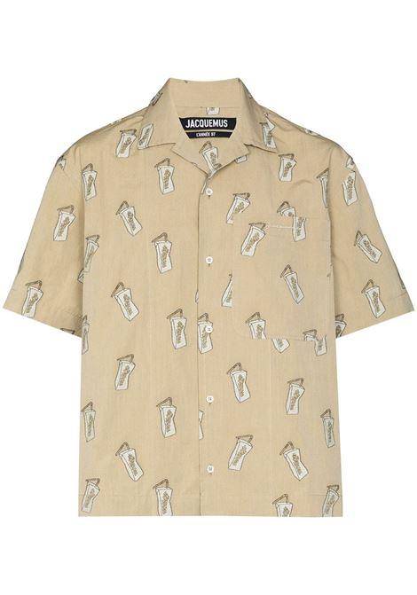 Camicia La Jean JACQUEMUS | Camicie | 206SH21206114834