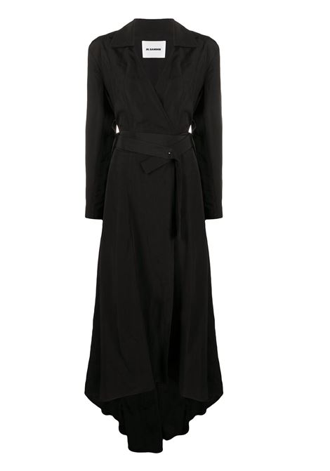 Belted midi dress JIL SANDER | Dresses | JSPR504805001