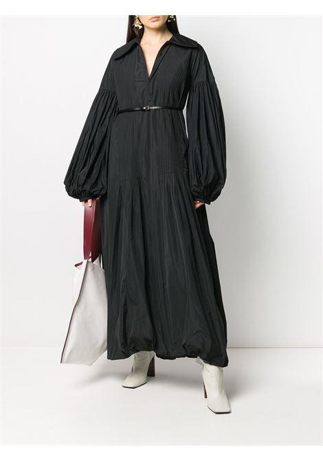 Puff-design long dress JIL SANDER   JSWR505206001