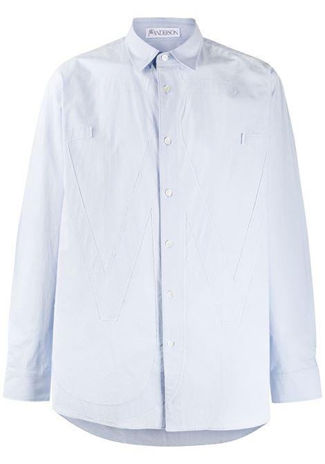 Camicia a maniche lunghe JW ANDERSON | Camicie | SH0045PG0189804