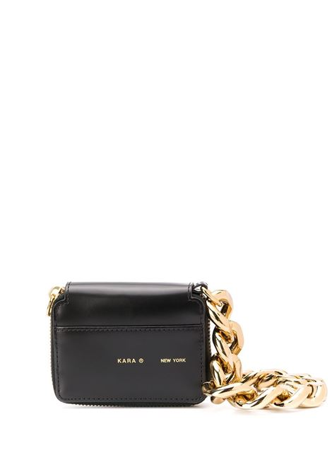 KARA KARA | Mini bags | SLG46A0822BLKGLD