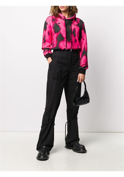 Pantaloni affusolati con coulisse Donna KENZO | FA62WPA019SP99