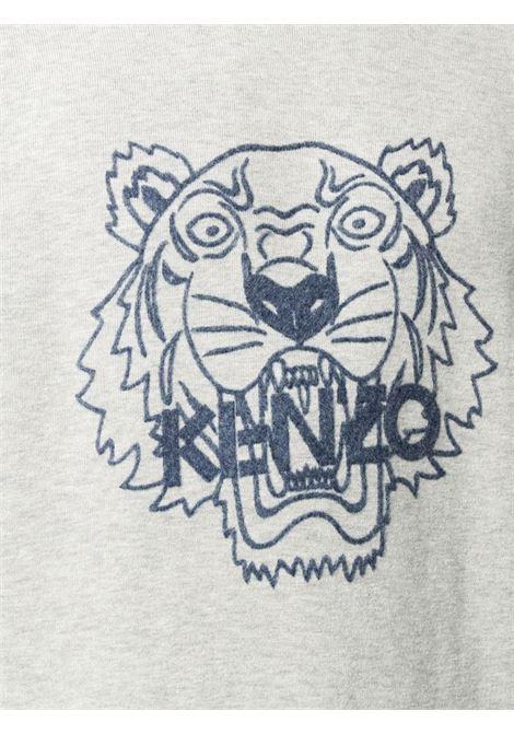 Sweatshirt with tiger print KENZO | FA65PU5303XA94