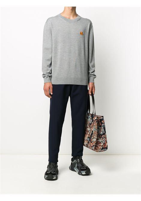 Round neck sweatshirt KENZO | FA65PU5373TA95