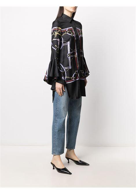 Camicia con ruches Donna KHAITE | 2151320253