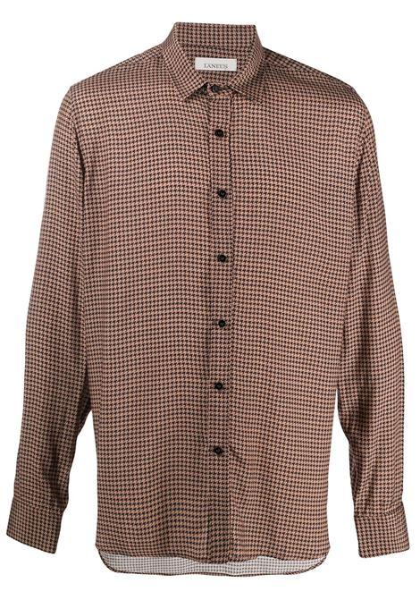 Houndstooth shirt LANEUS | Shirts | CMU122