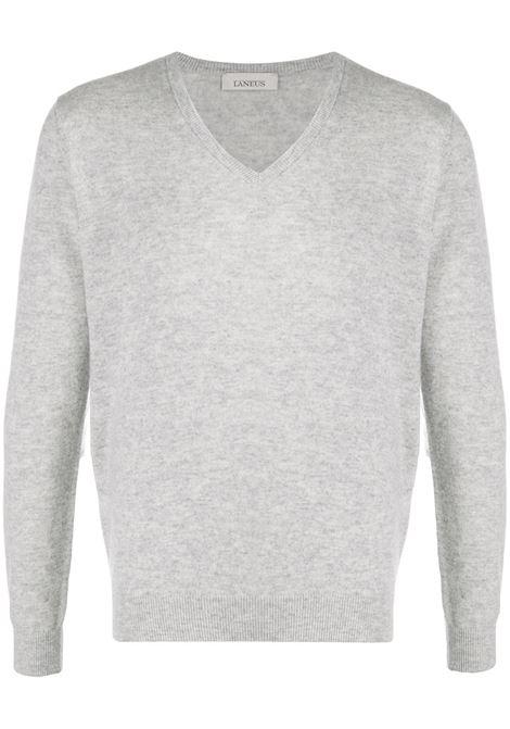 fine knit v-neck sweater LANEUS | Sweaters | K231185