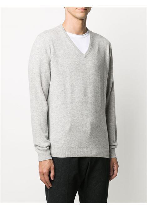 fine knit v-neck sweater LANEUS | K231185