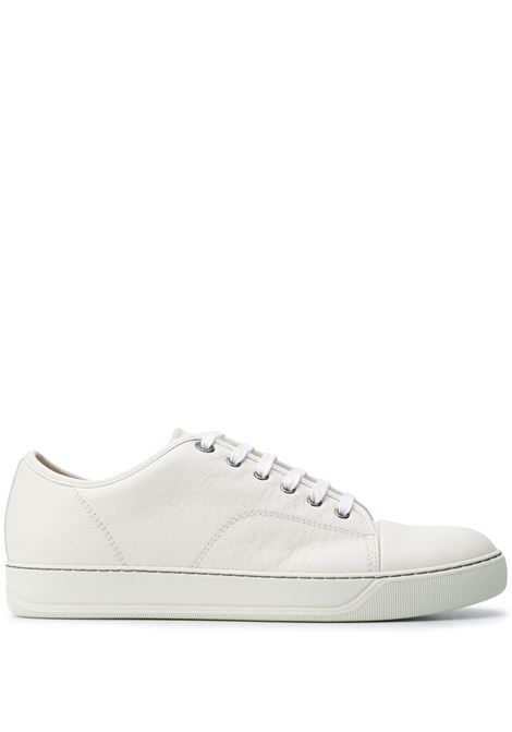 Lace-up leather trainers LANVIN | Sneakers | FMSKDBB1LYONA2000