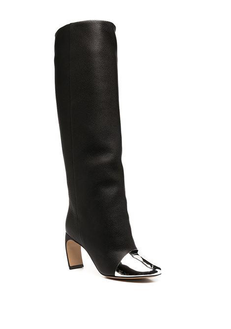 J sculpted heel boots LANVIN | FWBOAF14MOZAA2010