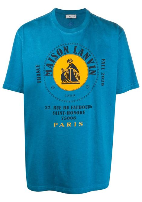 LANVIN LANVIN | T-shirt | RMJE0001JR35A2020