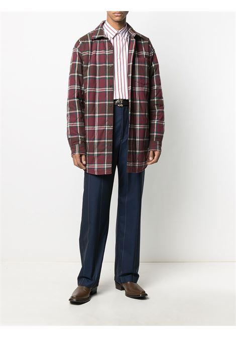 Pinstripe trousers LANVIN | RMTR00454601H20B226