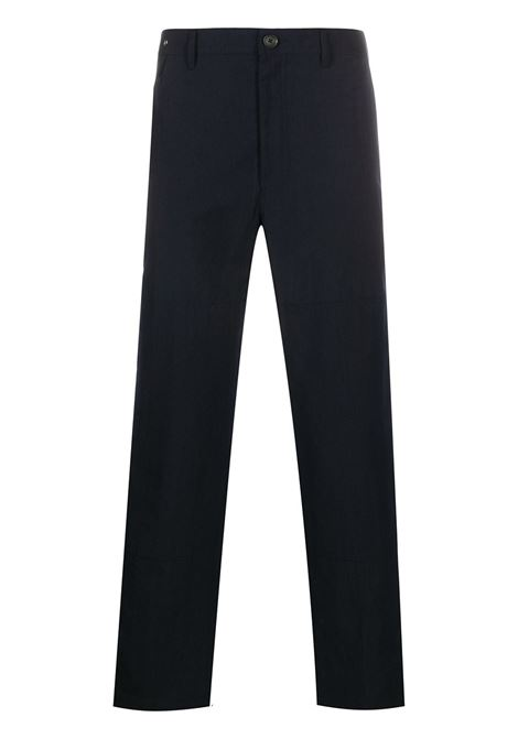 Slim-fit tailored trousers LANVIN | Trousers | RMTR0060N002A2029