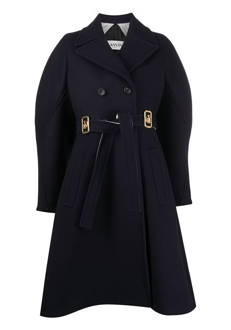 Double-breasted coat LANVIN | Outerwear | RWCO126K4724H20292