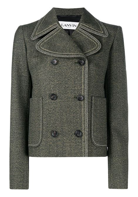 Double-breasted jacket LANVIN | Outerwear | RWJA718T4584A2044
