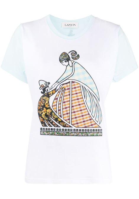 LANVIN LANVIN | T-shirt | RWTO615JJR31A20201