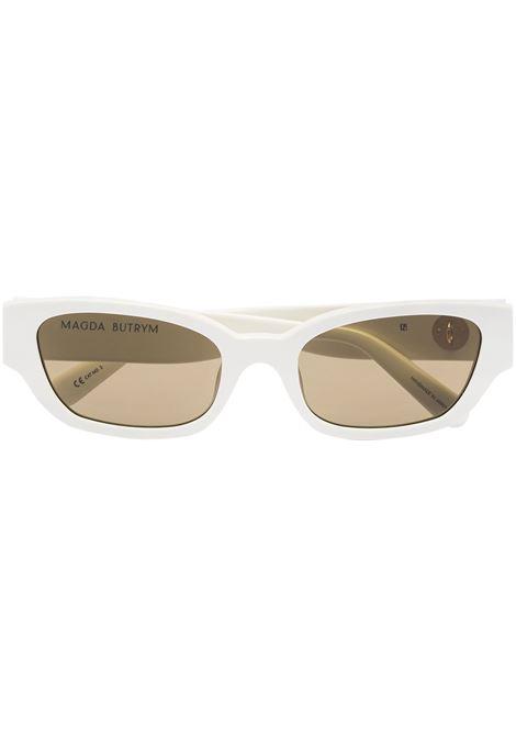 LINDA FARROW X MAGDA BUTRYM LINDA FARROW X MAGDA BUTRYM | Sunglasses | MAGDA4C4SUNWHT