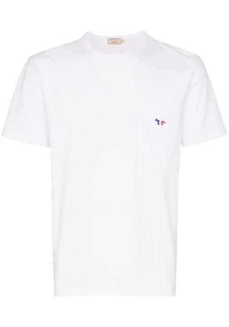 MAISON KITSUNE' MAISON KITSUNÉ | T-shirt | FM00120KJ0010WH