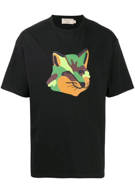 MAISON KITSUNÉ MAISON KITSUNÉ | T-shirt | FU00158KJ0010BK