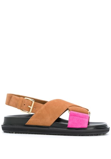 MARNI MARNI | Sandals | FBMS005201P3580ZN004