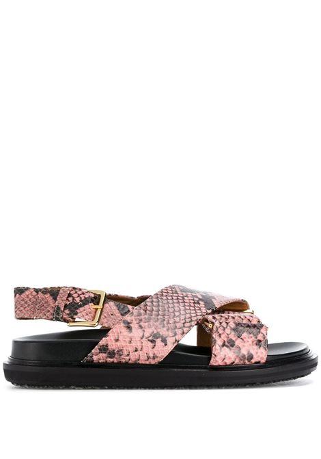 MARNI MARNI | Sandals | FBMS009201LV84800C10