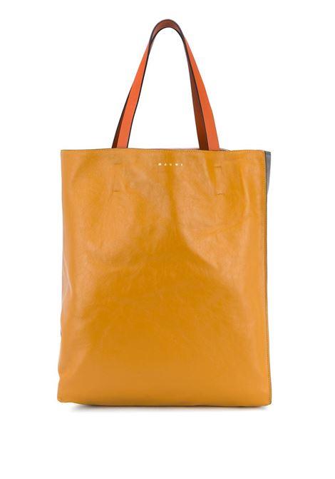 Two tone hand bag MARNI | Hand bags | SHMP0019U1P2644Z2I32
