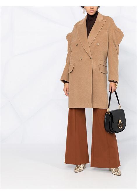 Camel beaver pea coat MAXMARA   10162106600001