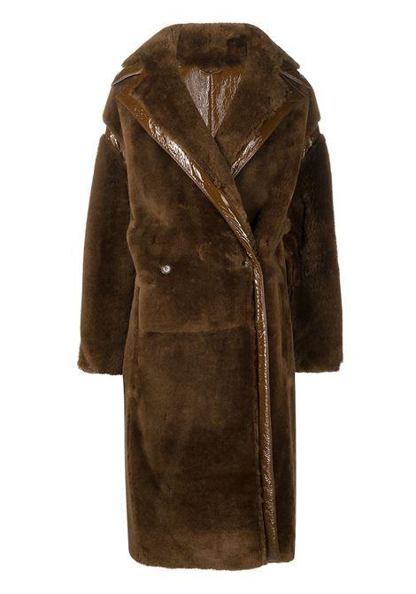 Cappotto in montone MAXMARA | Capispalla | 14160106600002