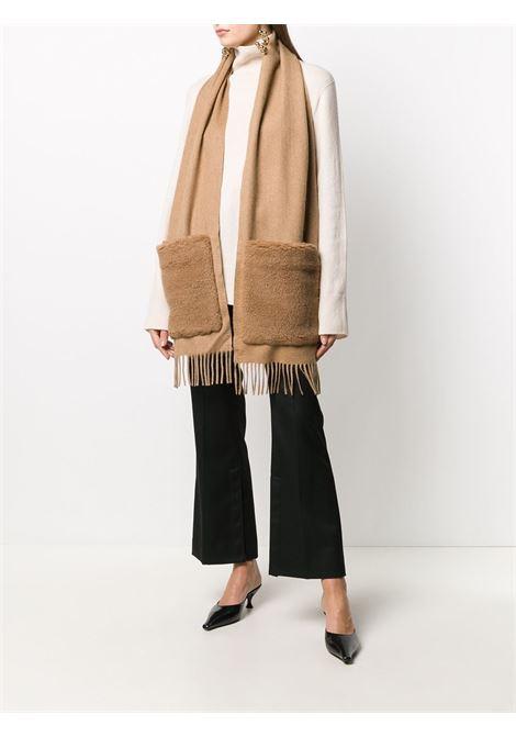 Sciarpa in cammello Donna MAXMARA | 45463203600001