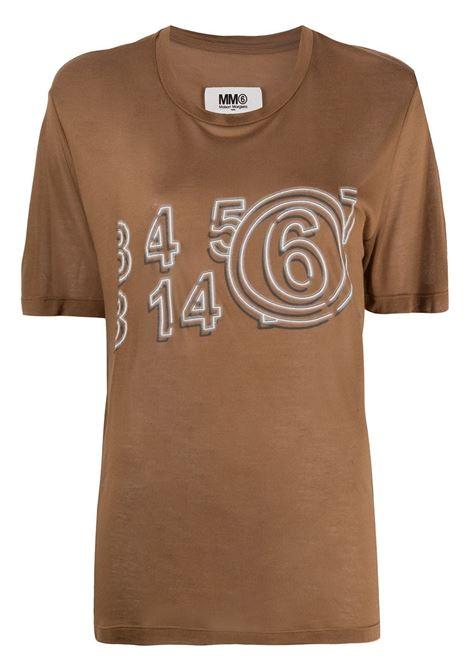 MM6 MAISON MARGIELA MM6 MAISON MARGIELA | T-shirt | S52GC0162S23683133