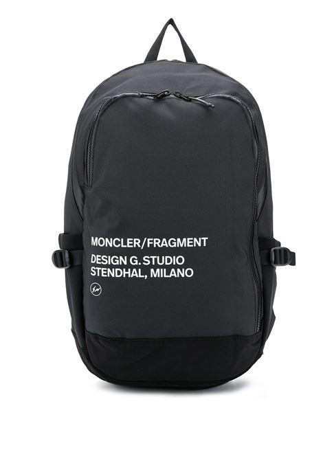 MONCLER FRAGMENT MONCLER FRAGMENT | Backpacks | 5A7000002SLR999
