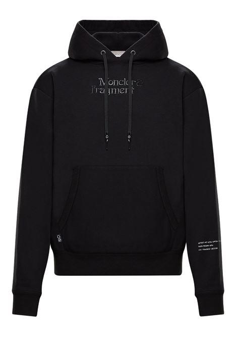 Fragment Hiroshi Fujiwara hoodie MONCLER FRAGMENT | Sweatshirts | 8G70910809F4999