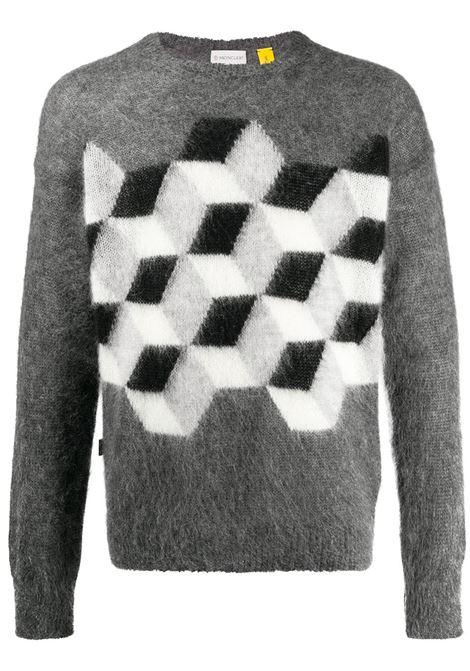 Moncler Fragment Hiroshi Fujiwara sweater MONCLER FRAGMENT | Sweaters | 9C70200A9486987