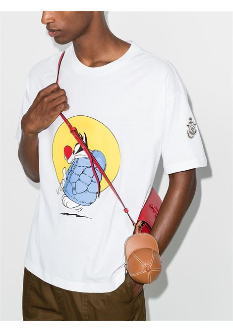 T-shirt with print MONCLER JW ANDERSON | 8C70210V8194001