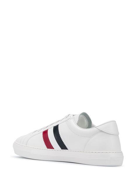Sneakers a righe Uomo MONCLER | 4M7144601A9A002