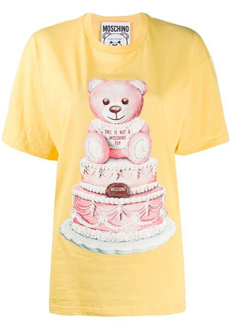 MOSCHINO MOSCHINO   T-shirt   A070254401026