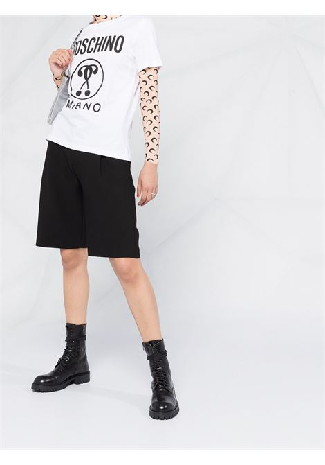 T-shirt con stampa Donna MOSCHINO | A071055401001