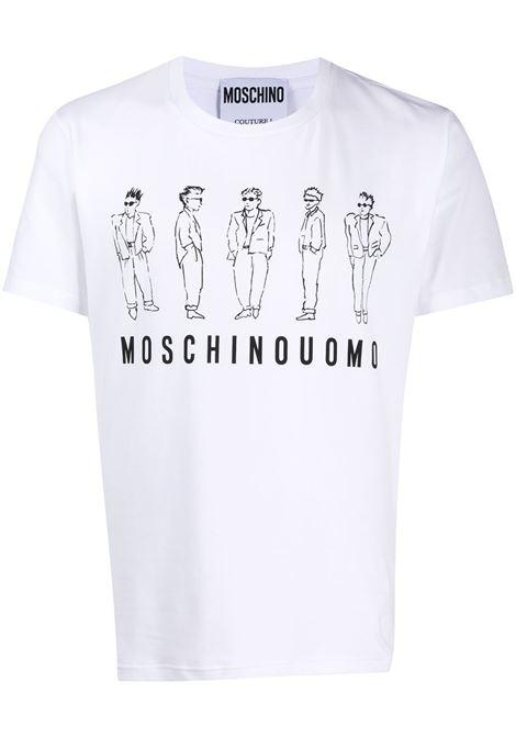 MOSCHINO MOSCHINO | T-shirt | J071670391001