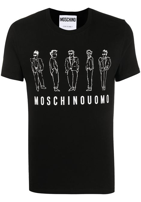 MOSCHINO MOSCHINO | T-shirt | J071670391555