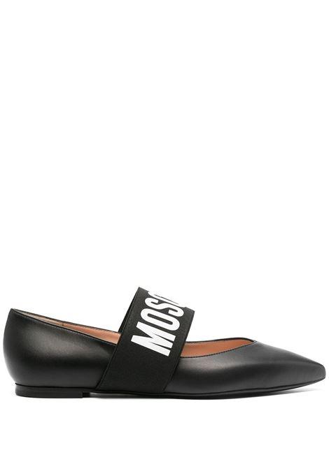 MOSCHINO MOSCHINO | Ballerina shoes | MA11040C1BMF0000