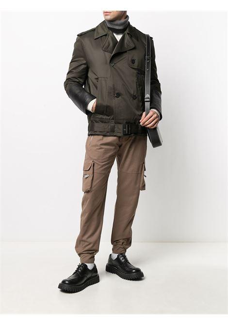 Trench-style coat NEIL BARRETT | BCA341CVP130C845