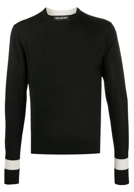 NEIL BARRETT NEIL BARRETT | Sweaters | BMA1120CP649C2942