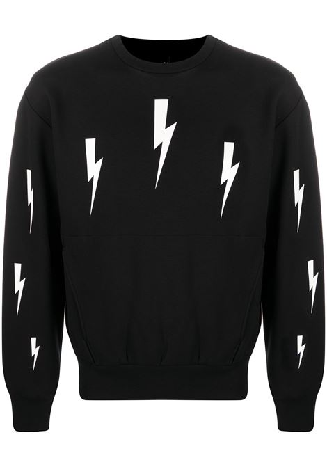 NEIL BARRETT NEIL BARRETT   Sweatshirts   PBJS672SP527S524